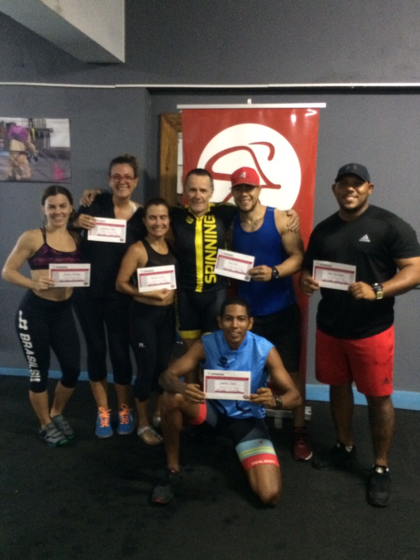 10th Certification by the Tecnosports Staff Aruba