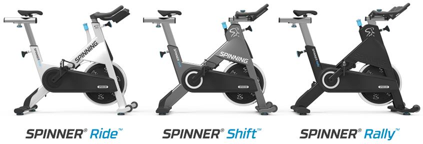 Spinner Bike By Precor USA